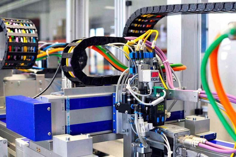 Empresa de projetos de automação