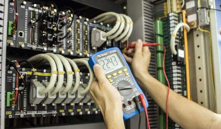 Empresas de engenharia elétrica